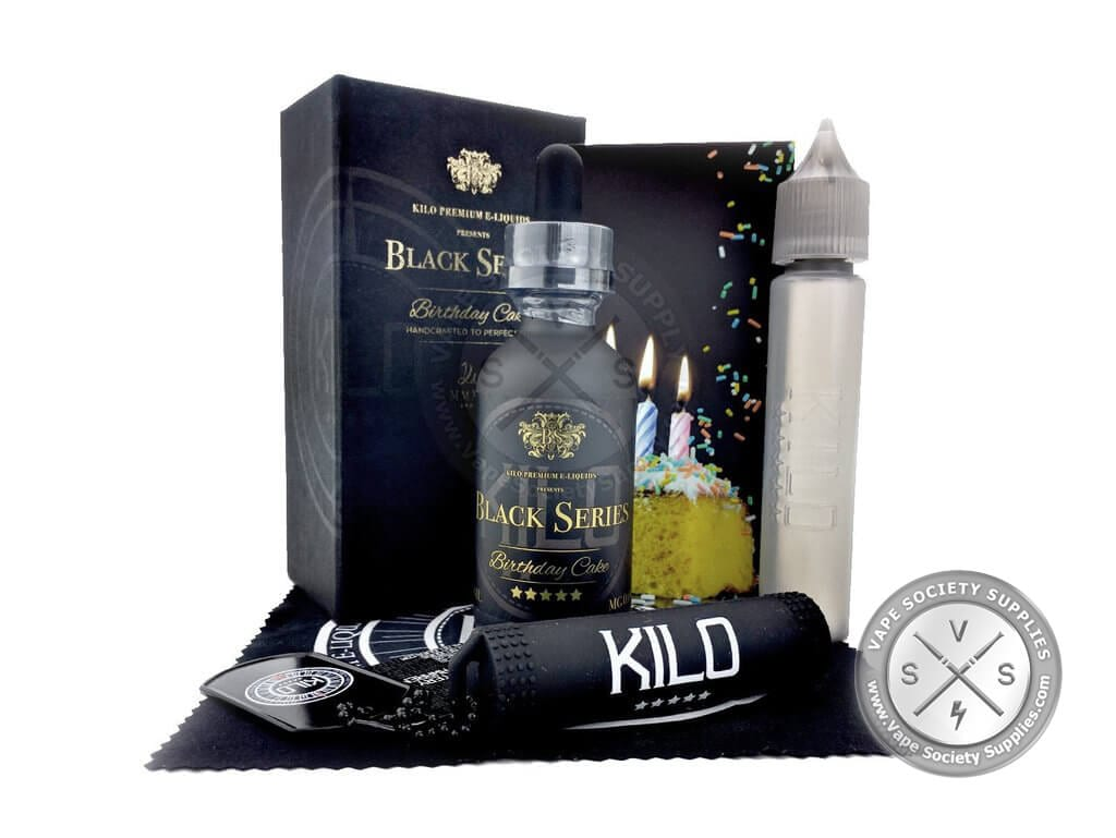 Kilo Black Series Birthday Cake Review