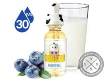 Blueberry Milk ejuice by Moo E-Liquids 30ml