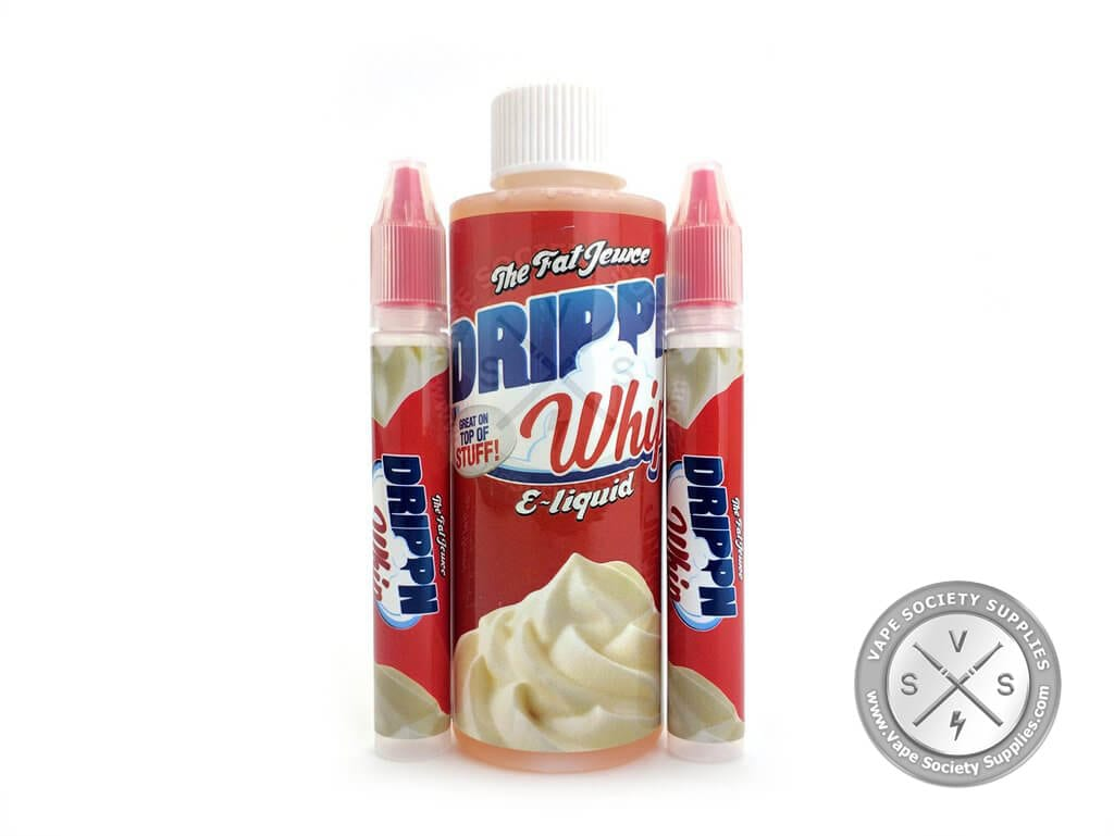 Drippn Whip Ejuice by One Hit Wonder 180 ML