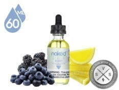 Naked 100 Really Berry 60ml Eliquid