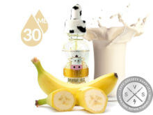 Banana Milk by Moo E-Liquids 30ml