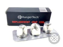 Kanger DRIPBOX Replacement Coil 0.2 ohm (55-75W)
