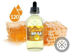 Honey Bear Ejuice By Donuts E-Juice 120ml