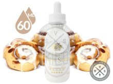 Kilo White Series Cinnamon Roll Ejuice 60ML