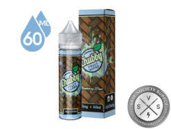 Blueberry Pear e juice by Chubby Fruit Vapes 60ml