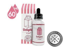 Pink2 vape juice by Milkman Delights 60ml