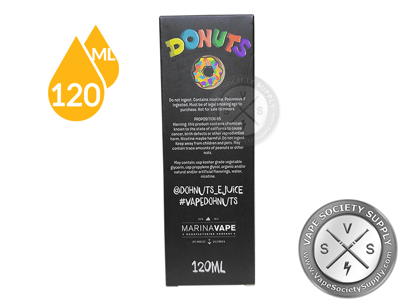 Pebbles Donut by Donuts E-Juice 120ml