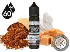 Glas Butterscotch Reserve 60ml Eliquid