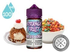 Strange Fruit Fried Eye Scream 100ml ejuice