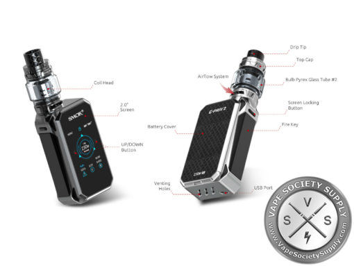Smok G Priv 2 Luxe Edition Full Kit with TFV 12 Prince options
