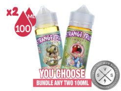 strange fruit ejuice bundle 200ml