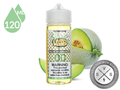 Loaded Eliquid Melon MilkShake 120ml
