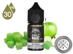 Swamp Thang Nic Salt by Ruthless Eliquid 30ml