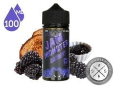 Jam Monster Blackberry Eliquid 100ml