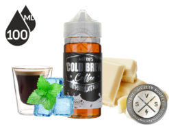 Nitro's Cold Brew CoffeeWhite Chocolate Mocha 100ml Eliquid