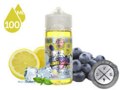 Candy Shop Blue Berries Lemon Swirl Ice Ejuice 100ml