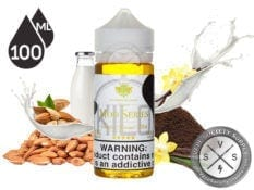 Kilo Moo Series Vanilla Almond Milk 100ml Eliquid